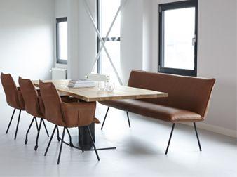 Design Eettafel Bank.Pepe Zitbank Vanaf 869 Euro Miltonhouse