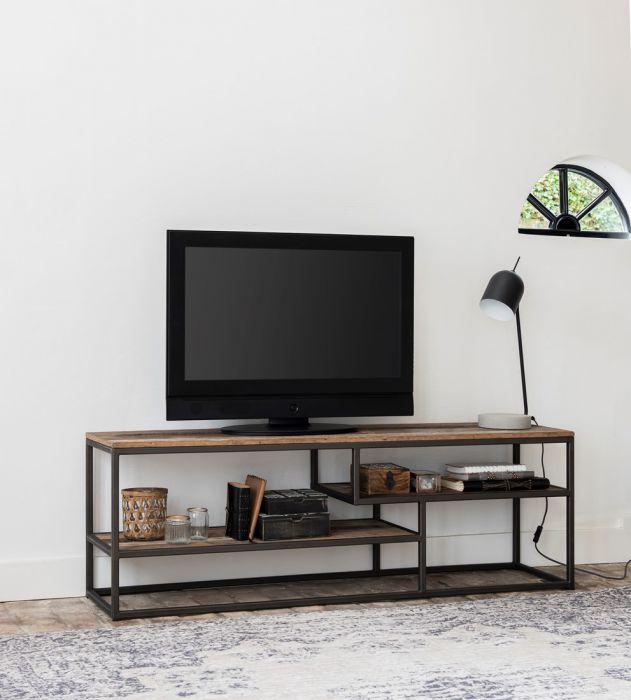 Tv Meubel 125.Tuareg Tv Meubel 125 Cm D Bhodi Nu Voordelig Bij Miltonhouse