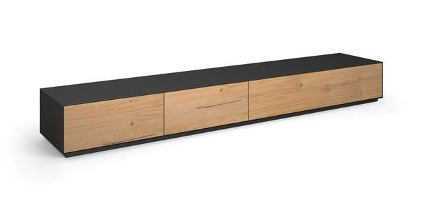 Tv Kast Dressoir Eiken.Brooklyn Tv Meubel 242 Cm Miltonhouse