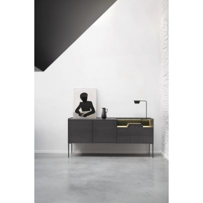 AT2 - Altura sideboard open vak 181 cm
