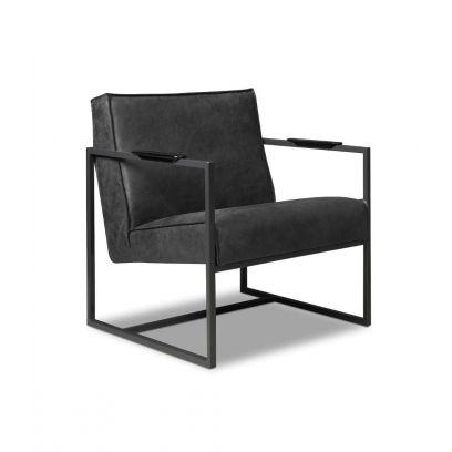 Bibi fauteuil eco leer - Het Anker