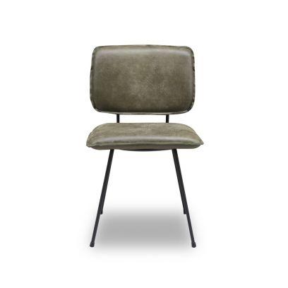 Conga stoel leer - Het Anker