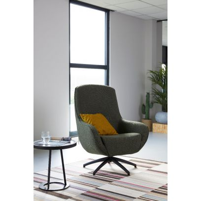 Dalila hoog fauteuil
