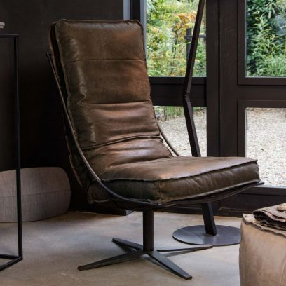 Brutus fauteuil tanganica - Shabbies Amsterdam