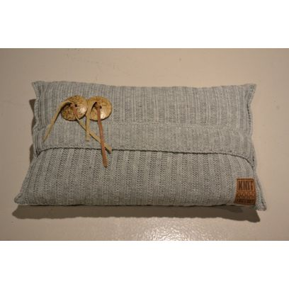 Knit Factory kussen Aran 60 x 40