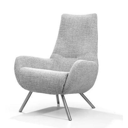 Elize fauteuil stof - Ojee design
