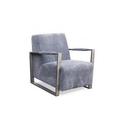Coen fauteuil ribstof