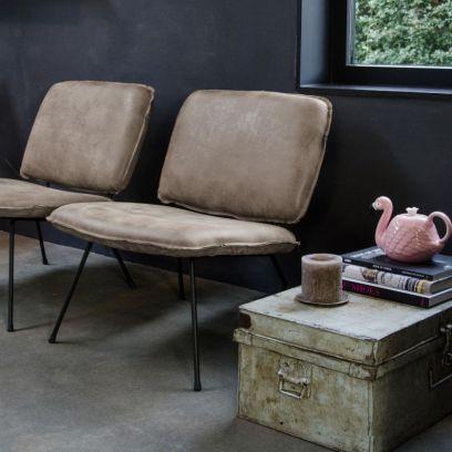 Caramba fauteuil tin - Shabbies Amsterdam