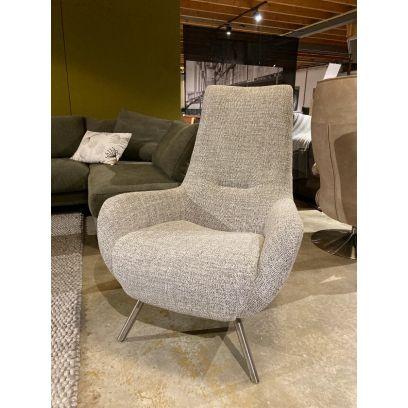 Elize fauteuil stof  direct uit voorraad