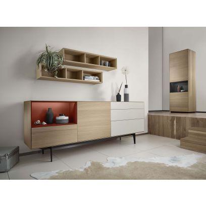 Bloom dressoir 205 cm - BL5