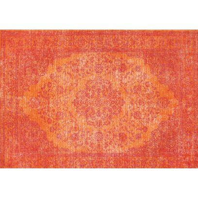 Oriental karpet - Tangerine