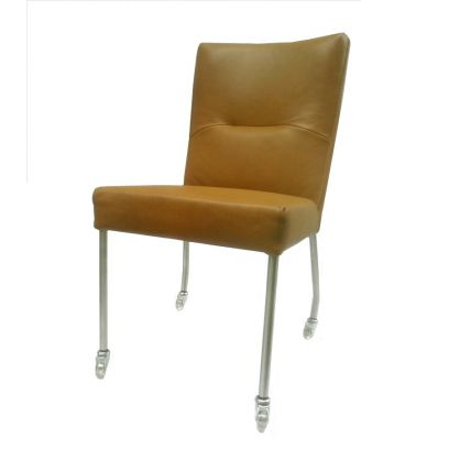 Silver stoel
