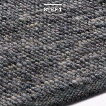 Step 1 karpet