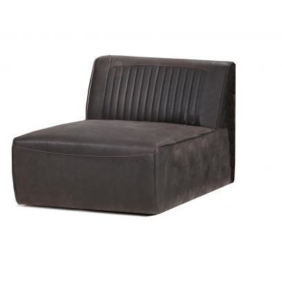 Valor chaise longue leer