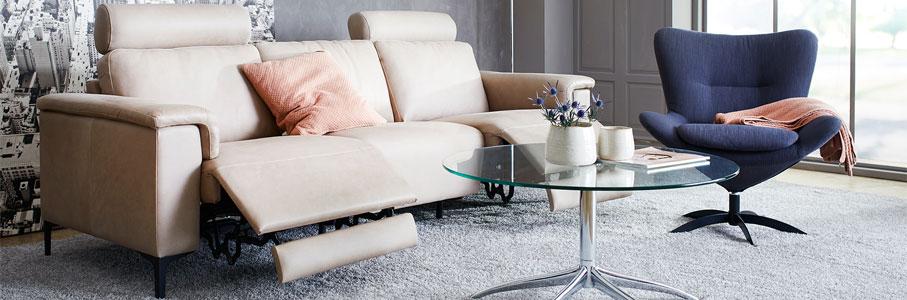 Leren Relax Bankstel.Ontspannen Op Een Top Kwaliteit Relaxbank Miltonhouse