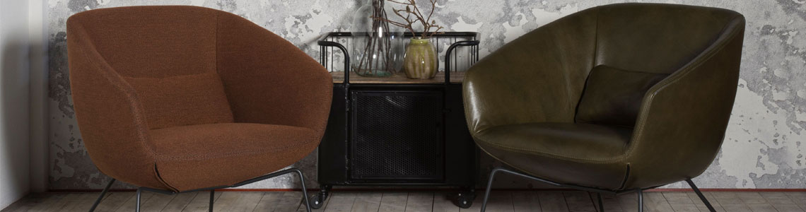 Stoffen stoelen