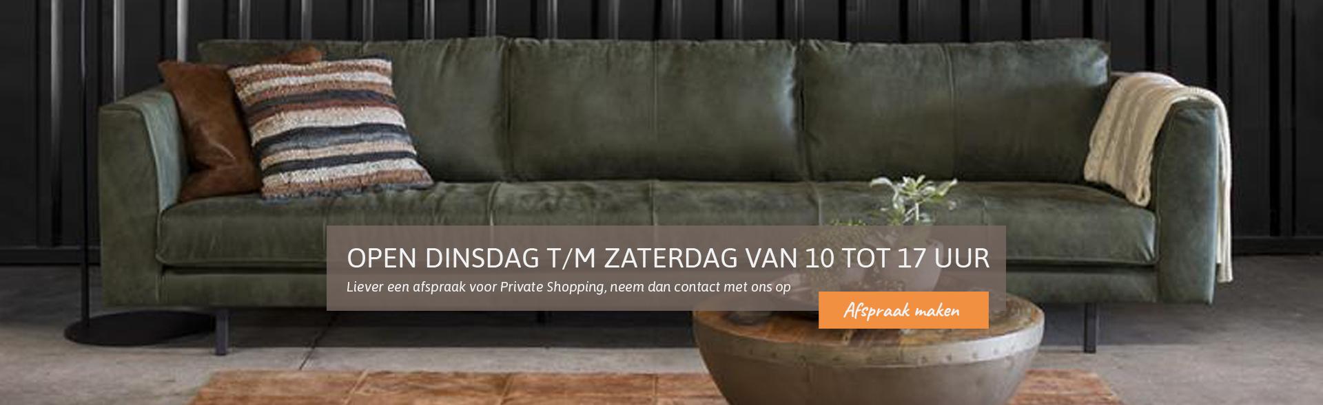 Moderne meubels kopen